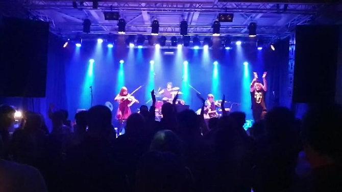 Concert à la BFM  19/10/2019