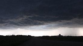 Stormy Skies in Manitoba