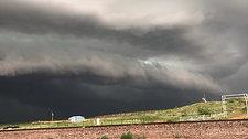 Texas Shelf Cloud