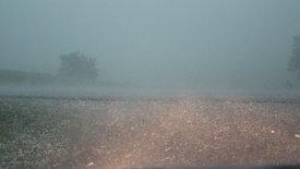 Intense Hailstorm