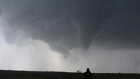Massive Tornado in Texas