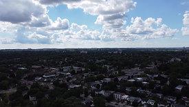 Cumulus Over City