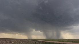 Nebraska Stormy Skies