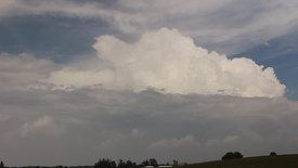 Massive Thunderstorms In Ontario