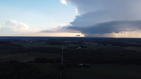Distant Supercell
