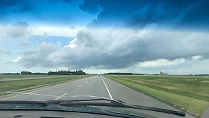 Manitoba Storms Mid-Day Update