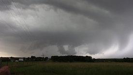 Kansas Stormy Skies
