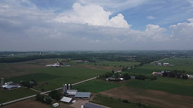 Towering Cumulus from Different Vantage Points