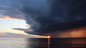 Lake Winnipeg Storm