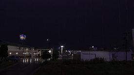 Lightning Over Hotel