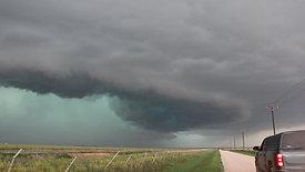 Texas Stormy Skies