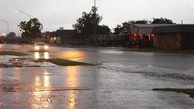 Flash Flooding Footage