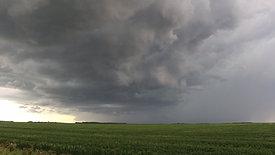 Stormy Skies Above