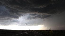 Eerie Wind and Stormy Skies
