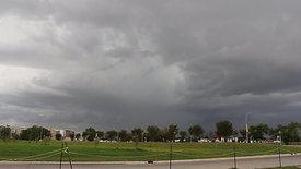 Stormy Winnipeg Skies