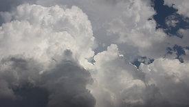 Towering Cumulus in Nebraska