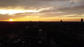 Sunset From Different Vantage Points
