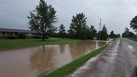 Flash Flooding After Ontario Storms