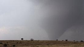 *RAW* Large Cone Tornado