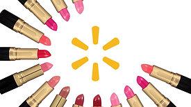 """National Lipstick Day"" published on Walmart's Facebook & Instagram"