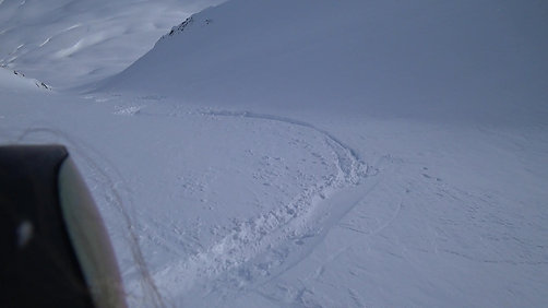 Alaska Line POV