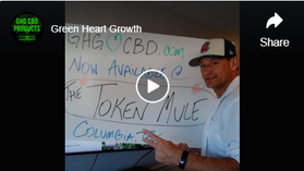 The Token Mule Columbia TN has GHG CBD Products available for purchase today!