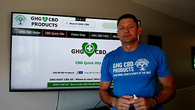 GHG CBD Quick Tips - Dosage and Benefit Recommendations