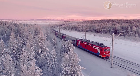 Russia Northern Light Explorer 2019