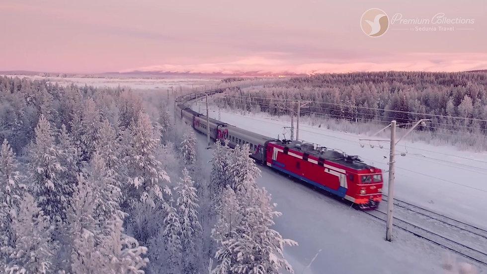 Grand Trans-Siberian Express