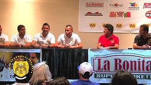 Las Vegas Highrollers Vs America U20 Press Conference July 14th 2015