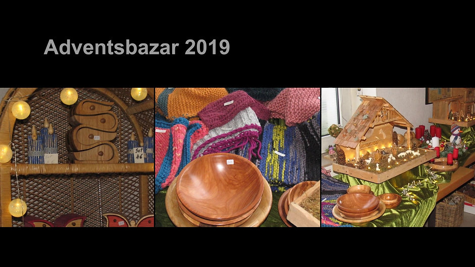 Adventsbazar 2019