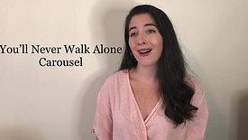 You'll Never Walk Alone - Alexandra Imbrosci-Viera
