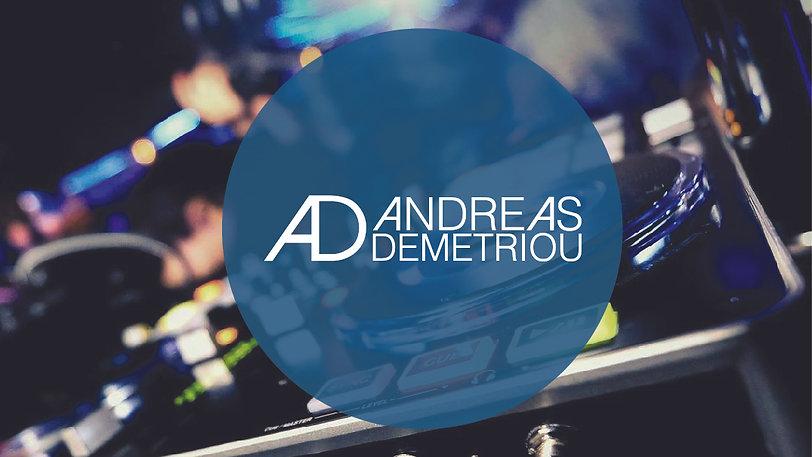 DJ Andreas Demetriou