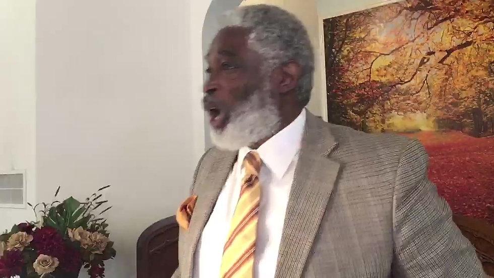 Brother Carroll Mitchell, Sr, 5/9/2021