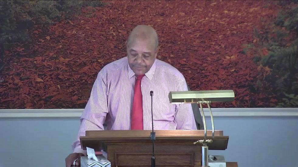 Elder Jerry Alston,  05/30/2021