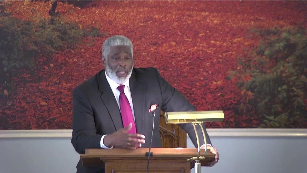 Elder Carroll Mitchell July 11, 2021