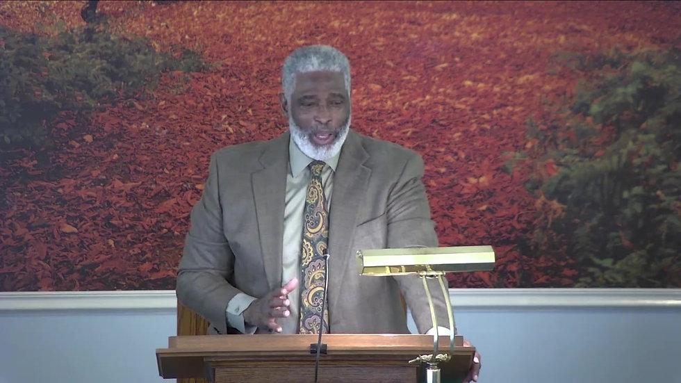 Elder Carroll Mitchell, Sr. 07/04/2021