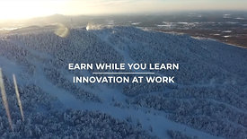 Earn While you Learn - Innovation at Work