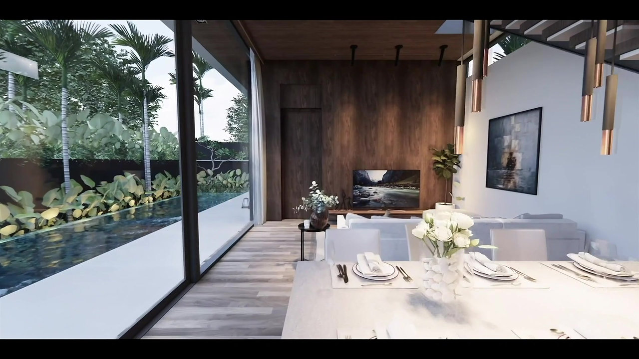 24 Reserve 3D Interior Design