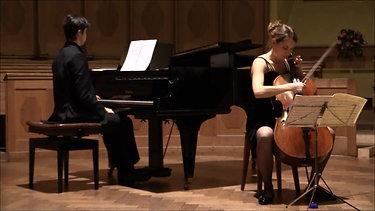 Elgar concerto auschnitt mvmt 1 und 2