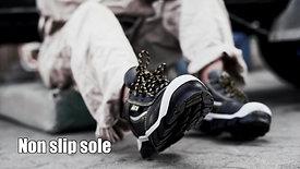 Ace Safety Boot - Umoja Rubber Ltd