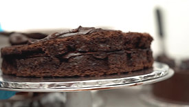 Java Chocolate Fudge Cake