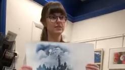 Jill Gustavis Artist Talk TKG Realty 01/09/2020