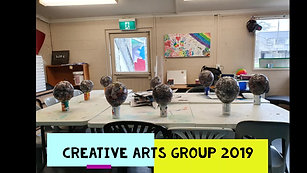Creative Arts Group 2019 Video