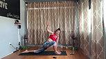 2020-06-04 Gentle Yoga with Amy
