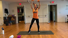 Cardio Circuit With Weights With Jen (CL13-Jen-CC)