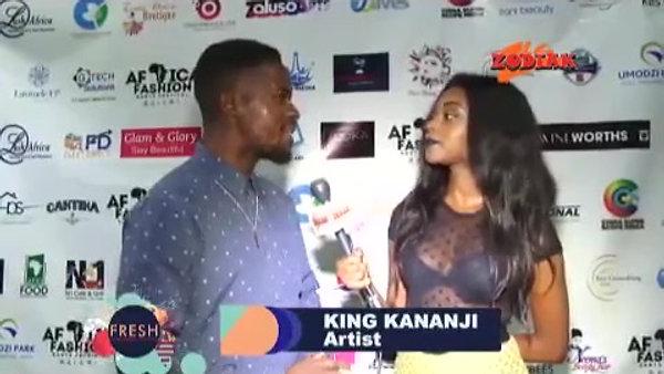 TKR Interview @ AFAF 2019