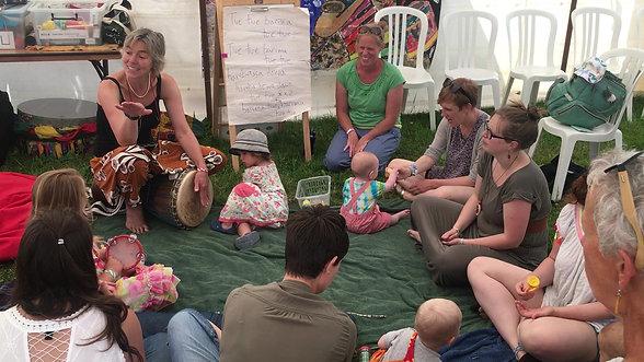 Priddy Folk Festival 2019