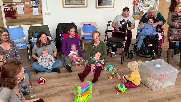 Glastonbury Daytime Singers Wednesday 13th Nov 2019