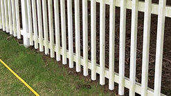 Fence Wash Before & After